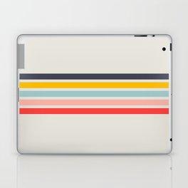 Retro Summer Vibe Laptop & iPad Skin