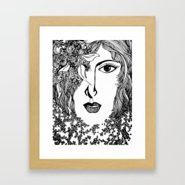 La Nina | Limited Edition of 50 Prints Framed Art Print