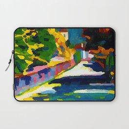 Wassily Kandinsky Autumn in Bavaria Laptop Sleeve