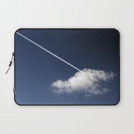 Cloud & Contrail Laptop Sleeve