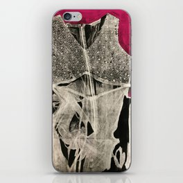 The black dress (pink) iPhone Skin