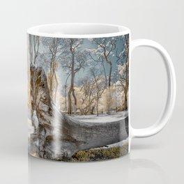 Cracked Tree Coffee Mug