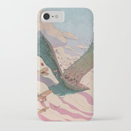 The ancient eagle iPhone Case