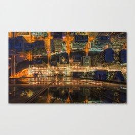 Sky Deck Canvas Print