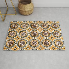 Floor Series: Peranakan Tiles 21 Rug