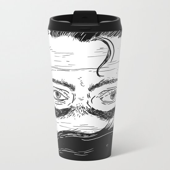 MMXIV Metal Travel Mug