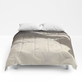 Marbled Hot Chocolate Comforters