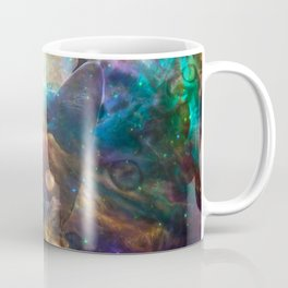 The Cat Galaxy Coffee Mug