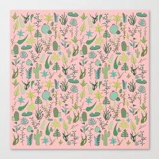 Nature Pink Canvas Print