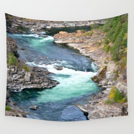 River's Edge Wall Tapestry