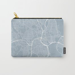 Providence Map, USA - Slate Carry-All Pouch