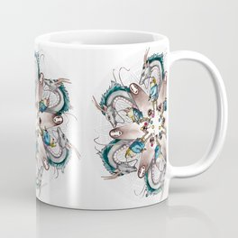 Spirited Away Mandala Coffee Mug