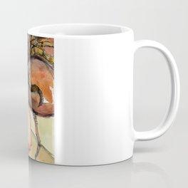 Tropical Palm Tree Coconuts Coffee Mug