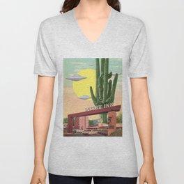 Desert Inn Unisex V-Neck