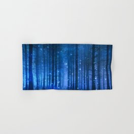 Dreamy Woods II Hand & Bath Towel
