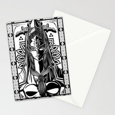 Legend of Zelda Midna the Twilight Princess Line Work Stationery Cards