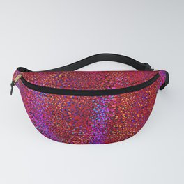 field of squares 3 Fanny Pack