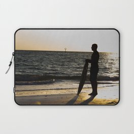 SKIM IN SILHOUETTE Laptop Sleeve