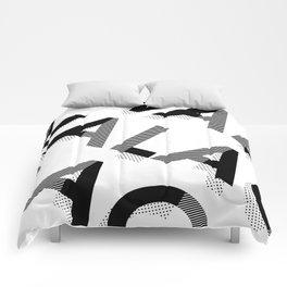 an attitude Comforters