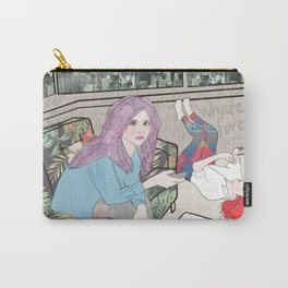 whatever forever Carry-All Pouch