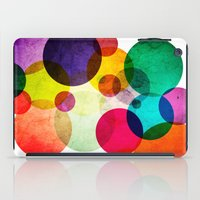 bubbles iPad Cases featuring Bubbles by Lawson Images