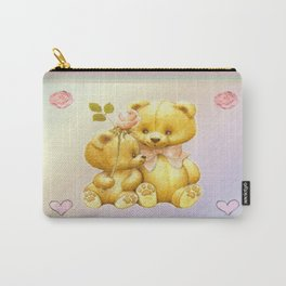Teddy Bears Carry-All Pouch