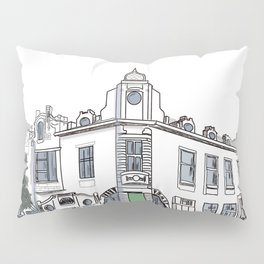 street of the old town / artwrk Pillow Sham