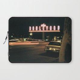 the boulevard Laptop Sleeve