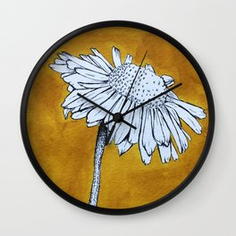 Bellis Wall Clock