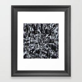 CTRL/CPTL Framed Art Print