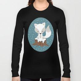 WINTERLAND FOX Long Sleeve T-shirt