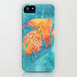 Easy living iPhone Case