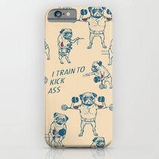 Pug Workout Slim Case iPhone 6s
