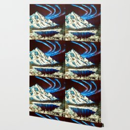 Northern Skies Wallpaper