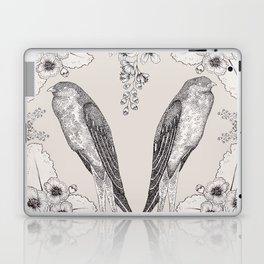 Summer Swallow Laptop & iPad Skin