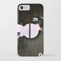 dot iPhone & iPod Cases featuring dot by oppositevision