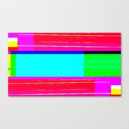 Screenshot 66 Canvas Print