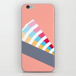 #28 Pantone Swatches iPhone Skin