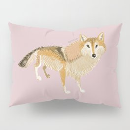 Canis lupus filchneri (c) 2017 Pillow Sham