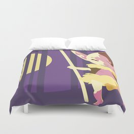 Elf Duvet Cover