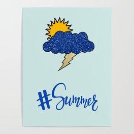 #Summer Poster