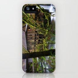Cedar Creek Grist Mill iPhone Case