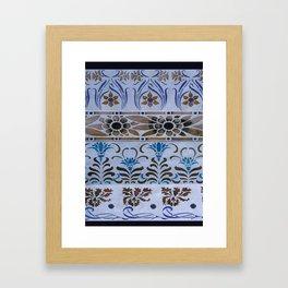 archival jonquille Framed Art Print