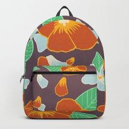 Hawaiian Flower Pattern Ver. 2 Backpack