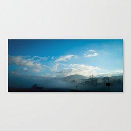 North Georgia Mountains Canvas Print