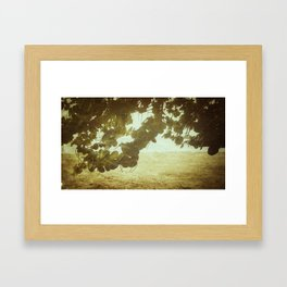Negril Framed Art Print