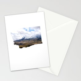 I Love Washington II Stationery Cards