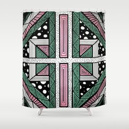 Hyp-no-tize Shower Curtain