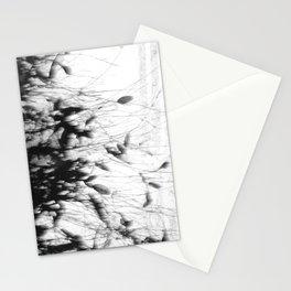 Dark Rain Stationery Cards