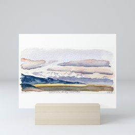 N. 16 San Luis Valley, Colorado  Mini Art Print